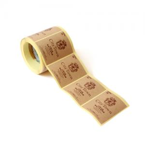 Sticker Paper Roll