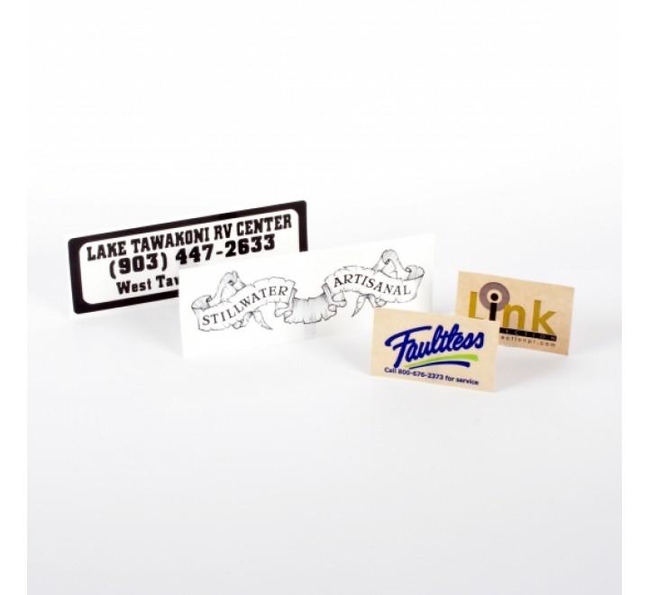 Rectangular Sticker Paper Roll