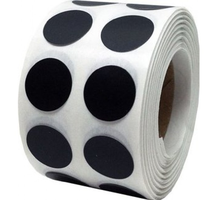 Round Sticker Paper Roll