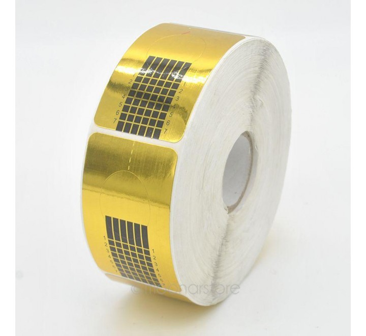 Square Band Roll Stickers