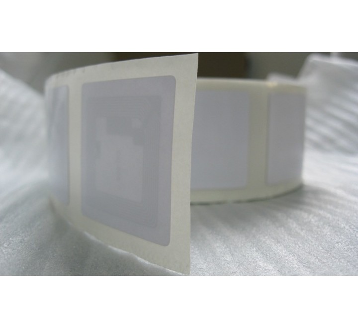 Square Window Roll Stickers