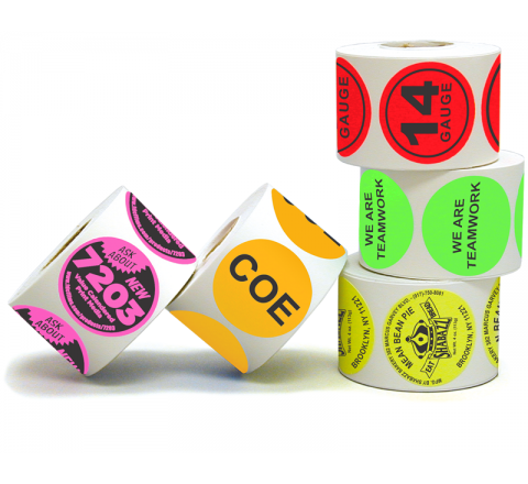 Custom Fluorescent Labels