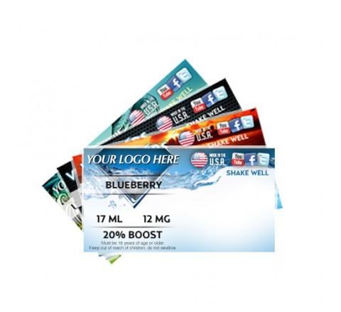 Custom Waterproof Labels