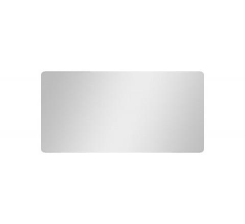 Rectangular silver labels
