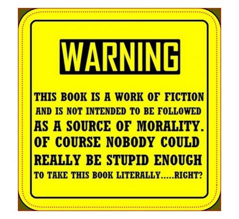 Rectangular Warning Labels